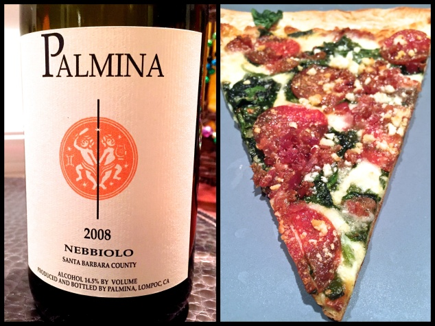 pauly's nebbiolo & house pie