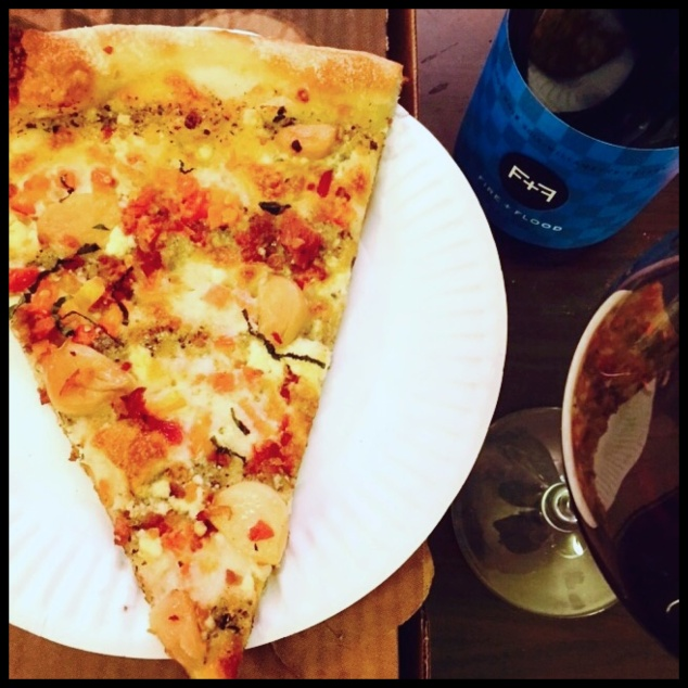 slice & a glass
