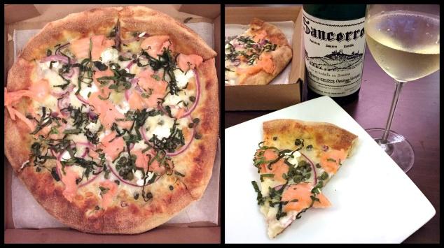 pizza nova whole pie