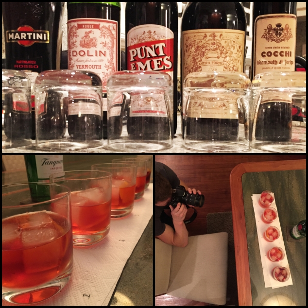 negroni trials